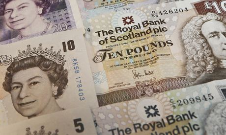 Scottish independence banknotes