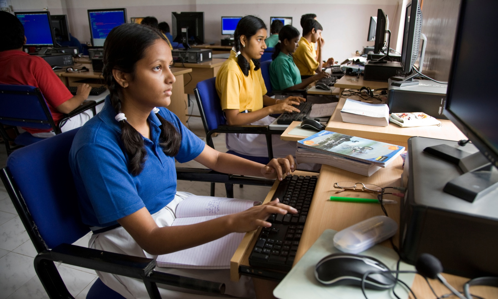 improving the indian education system using On information and communication technology information and communication technology in school to the various challenges the indian education system.