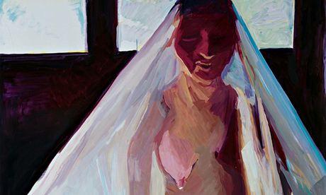 The Illegitimate Bride by Maria Lassnig