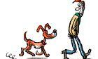 Tim Dowling: dog walk
