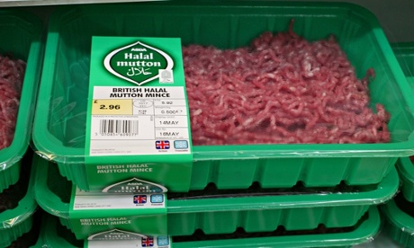 UK: Why does the supply of halal meat outstrip demand?