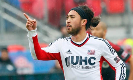 Lee Nguyen New England Revolution