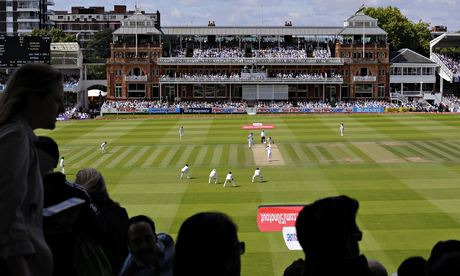 Spectators at Lord's