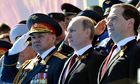 Putin at Red Squre victory parade