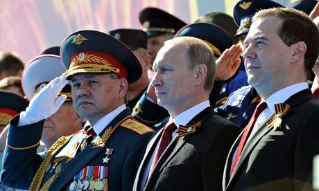 В Украине Путин затыкает Запад за пояс