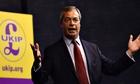 Farage said Ukip was formalising its election manifesto for next year.