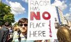 Anti-racism rally