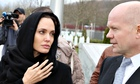 Angelina Jolie and William Hague