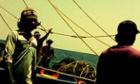 hidden cam prawn trawler slaves