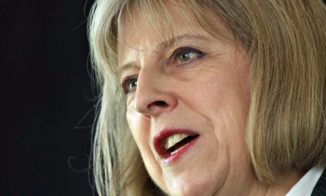 Home Secretary Theresa May Speaks At The College of Policing Conference