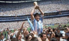 An A-Z of the Mexico 86 World Cup