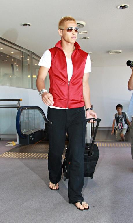 Keisuke Honda Keisuke Honda Fashion