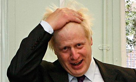 Boris Johnson quip too far