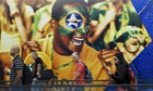 world cup underway