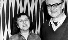 Vera Derer And Husband Vladimir Derer At Their Home In Golders Green London.