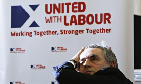 Gordon Brown on