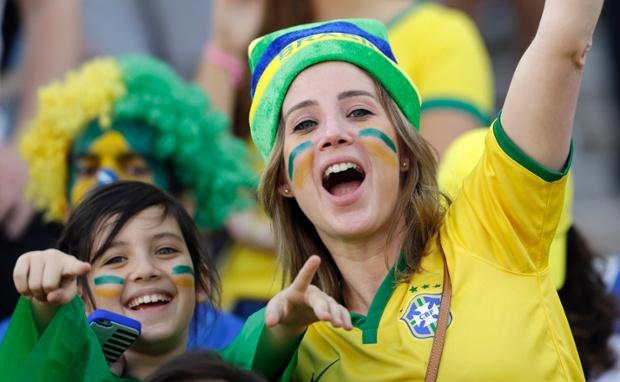 Upacara Pembukaan Rasmi Piala Dunia 2014