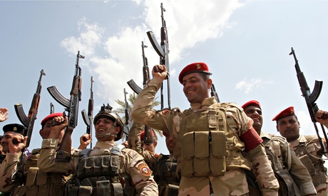 Iraq doesn't have to fall apart. It can be reformed