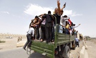 Volunteers join the fight against Sunni militants