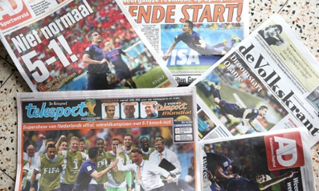 Dutch papers