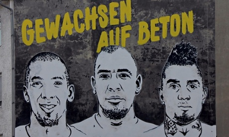The Boateng brothers