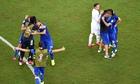 Italy's national football