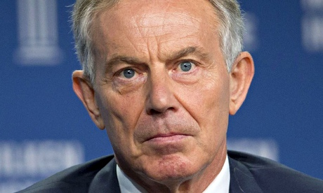 Tony Blair: 'It is in our interests for this jihadist extremist group ...