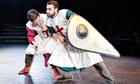 Enduring Song, Southwark Playhouse, London, UK.