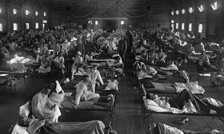 spansih flu 1918