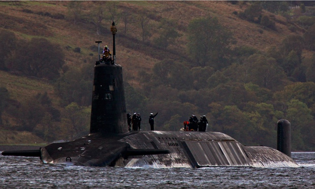 trident submarine case study Answer to the atmosphere in a trident nuclear submarine is generally calm and quiet even pipe joints are cushioned to prevent.