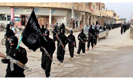 Isis-fighters-parade-thro-009 Fenomena ISIS  wallpaper