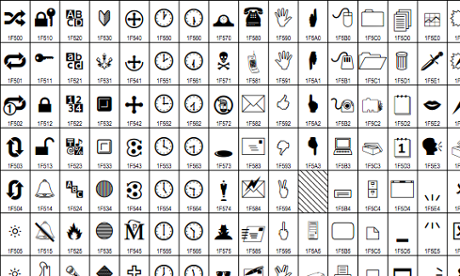 A smattering of emojis, new and old.
