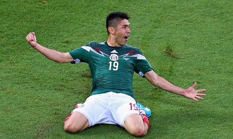 Oribe Peralta Mexico Brazil