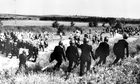 Police at Orgreave, 1984: BBC News gave a distorted picture of events.