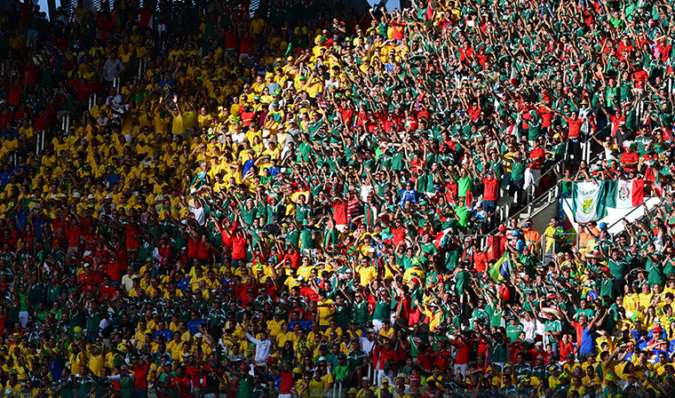 Mexican-wave-012 - WORLD CUP 2014 - World Cup Football   Fifa Soccer