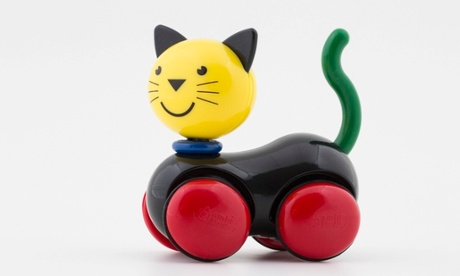 Cat toy by Patrick Rylands