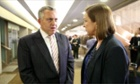 Joe Hockey and Lenore Taylor