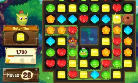 Moshling Rescue is a spin-off from Moshi Monsters, but it's not for kids.