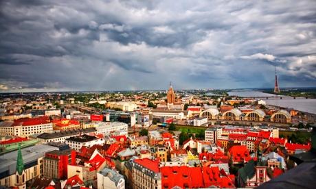 Страны Балтии: что плохого в том, чтобы быть «Востоком»?