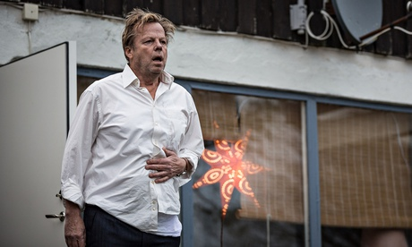 Wallander Swedish TV Series