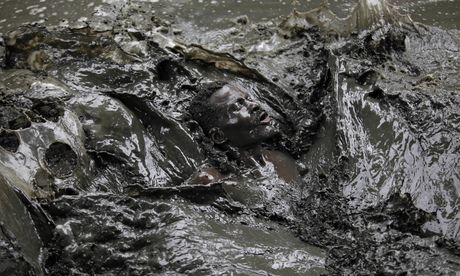Voodoo mud pool