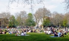 Highbury Fields, Islington.