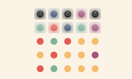 TwoDots for iPhone and iPad.