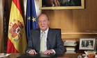 King Juan Carlos of Spain abdicates