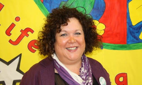 Sulivan school head Wendy Aldridge