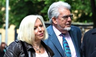 Rolf Harris's daughter 'suicidal' on learning of his affair in 1990s