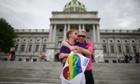 pennsylvania gay marriage same-sex marriage