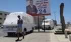 Benghazi election poster
