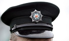 Police Service of Northern Ireland officer's hat