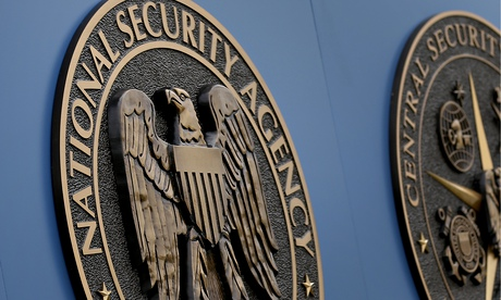 The Fisa court has granted a 90-day extension of the licence that allows the NSA to collect metadata. Photograph: Patrick Semansky/AP